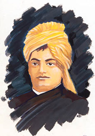 Research papers on swami vivekananda